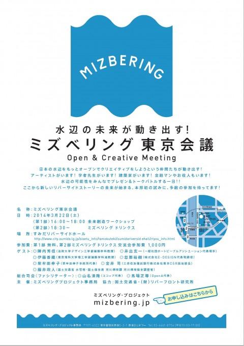 ミズベリング東京会議